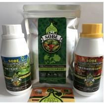 SOBE Premium Organic Gardening Fertilizers Set SOBE高級園藝有機肥 (套裝)